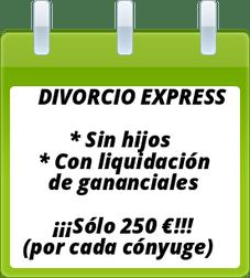 Divorcio Express con Hijos Sevilla