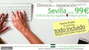 Divorcios de Mutuo Acuerdo Sevilla