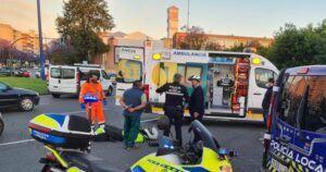 Lesiones Accidente Tráfico Sevilla